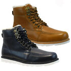 MENS GENTS FULL FUR WINTER SNOW WALKING HIKING BOOTS TRAINERS WORK SHOES SIZE