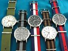 NEW TIMEX 60'S MILITARY STYLE WEEKENDER WATCH, CHOOSE YOUR OWN FACE AND BAND!
