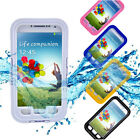 2015 WATERPROOF SHOCKPROOF GEL TOUCH SCREEN CASE COVER FOR SAMSUNG GALAXY S4 IV