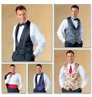 PATTERN McCALLS Men's Vest S to XXL 4321 SteamPunk James Bond Formal Wear Tie $3.35 CAD