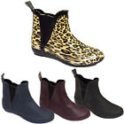 Women Wellington Boots Winter Snow Rain Ladies Grip Fashion Wellies Size 3-8