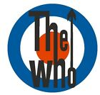 The Who Sticker Usa Made Music Band Collectible R202 Choose Size From Dropdown