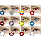 1Pair) KPOP Style GD EXO New Club Beauty B2ST JYJ Club Party TOP Color lens