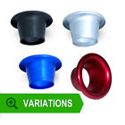 Air Inlet Funnels Trumpet Alloy Ram Pipe Duct - For Use with Air Ductings