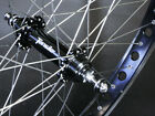 "26"" Onza Reg/Ronnie Trials Wheels.Drilled Sealed Disc / Non-Disc 8 combinations"