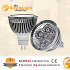 Dimmable 12V MR16 LED Multi Colour Ceiling Light Bulbs 3W 5W 6W 9W 12W RGB Lamps