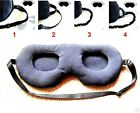 3D EYE SHADE NEW SOFT PADDED SLEEP MASK WITHOUT TOUCHING EYES >PREMIER QUALITY<