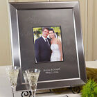 Titanium Etched Signature Board Framed Photo Wedding Guest Book Q16389
