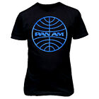 9124 PAN-AM T-SHIRT inspired by Indiana Jones And The Temple Of Doom lao che