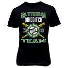 9149 SLYTHERIN TEAM T-SHIRT inspired by Harry Potter Hogwarts Quidditch alumni