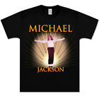 MICHAEL JACKSON OPEN ARMS KING OF POP TRIBUTE OFFICIAL BRAVADO T-SHIRT