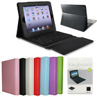 Bluetooth Wireless Keyboard USB Case Cover With Stand for Apple iPad Air 5/2/3/4