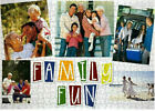 Personalised Collage Jigsaw Puzzle Add up to 10 Photos and Message FREE - GIFT