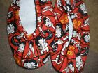 BETTY BOOP LOVE PRINT BOWLING SHOE COVERS-MED, LG OR XL $19.0 USD