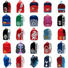 Official Football Club Crested BACKPACKS