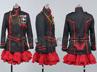 D Gray-man DGM Lenalee Lee Uniform III 3rd Cosplay Costume Tailored Free Ship