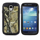 For Samsung Galaxy S4 i9500 Shockproof Dirtproof Camo Case Cover Black Tree