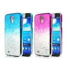 Unique 3D Raindrop Transparent Case Cover for Samsung Galaxy S4 IV i9500
