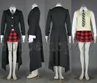Soul Eater Maka Cosplay Costume Halloween Party Tailored HQ Free Shipping