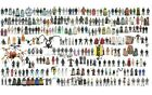 DOCTOR WHO ACTION FIGURES 100 DIFFERENT FIGURES TO CHOOSE FROM LOT 2