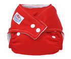 New Cute Adjustable Reusable Baby Cloth Diaper Nappy with Insert