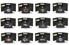 Rico Industries Tri-fold Leather NFL Wallet with Embroidered Logo on eBay