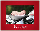 20  MOTORCYCLE Harley BABY SHOWER Postcards or Flat Cards Env Invitations