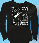 Matty Groves Inspired T-Shirt Long Sleeve Fairport Convention Folk Music Ghost