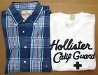 NWT Hollister HCO Men's Shirt T-Shirt Lot of 2 Wholesale
