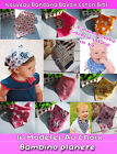 WONDERFUL BANDANA BIBS FEEDING KIDS CHILDREN BOY AND GIRL 5 BUY 1 MORE FREE