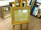 MODERN 70mm FLAT SOLID OAK PHOTOGRAPH/PICTURE FRAME - VARIOUS SIZES AVAILABLE