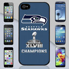 New Seattle Seahawks Super Bowl Champions iPhone & Galaxy Case Cover