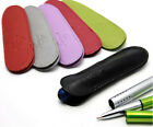 Mayfair Small Leather Pen Case Pouch Fisher Space, Lamy Pico, Diplomat Spacetec