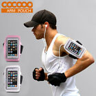 Pink Sports Gym Running Armband Pouch Case Band Cover For Apple iPhone5 5C 5S
