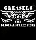 Greasers T-Shirt Rockabilly Psychobilly 50's Cafe Racers Rock & Roll Fifties ace $16.23 USD on eBay