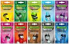Crayola Limited Edition Cool Tip Color Collection from WalMart 8-count boxes