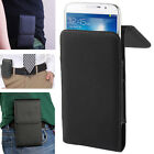 Case PU Leather Belt Clip Bag Cover Skin Holster For SONY Mobile Smart Phone New