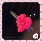 12 Silver Tone Single Prong Alligator Clip for Rainbow Loom Rubber Band creation