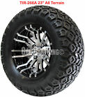 """12"""" RHOX RX270 Wheel with Tire Combo and EZGO Golf Cart Lift Kit"""