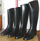 Riding boots synthetic rubber lined Cottage Craft child 2,3,6,ladies8,9w,10w,