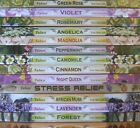 Tulasi Incense Sticks - Many Scents Available (L to Z) (Offer 4 for 2)