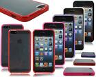 NEW  STYLISH SLIM FRONT BACK BUMPER PHONE CASE COVER APPLE I PHONE 4 4S 5 5S 5C