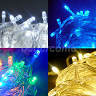 10m/20m/40m/50m/80m/100m Led String Fairy Lights Lighting Christmas Party Garden