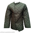 Extreme Cold Weather Quilted Thermal Liner, Parka Smock Jacket Coat Army Surplus