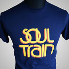 Soul Train Retro TV T Shirt Motown Vintage Hipster Marvin Gaye Funk Cool Tee