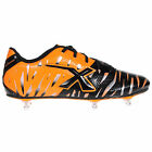 X BLADES Wild Thing Animal 6 Stud Rugby Boot Mens - Orange / Black