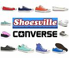 CONVERSE LADIES NEW VARIOUS STYLES ALL £25! GRAB A BARGAIN!