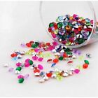 1000 4.5mm Wedding Decoration Scatter Table Crystals Diamonds Acrylic Confetti