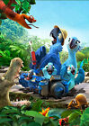 p88 Personalised poster made to order custom special present Rio 2 movie