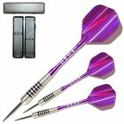 PALLAS NODOR TUNGSTEN DARTS SET - Electric Flights + Aluminium Stems + 22-30gram
